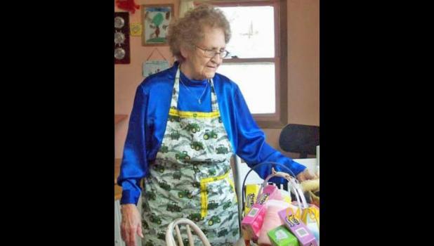 Amy Hulce, age 89