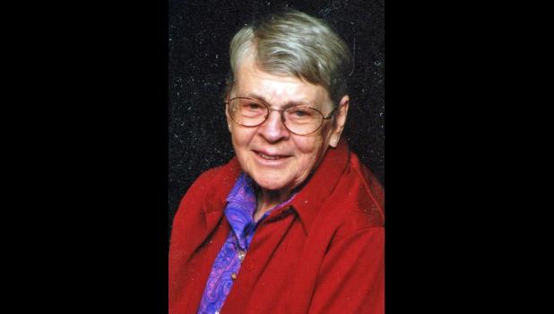 Annette Geigle, age 90