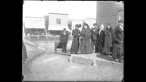 Photo courtesy South Dakota State Historical Society