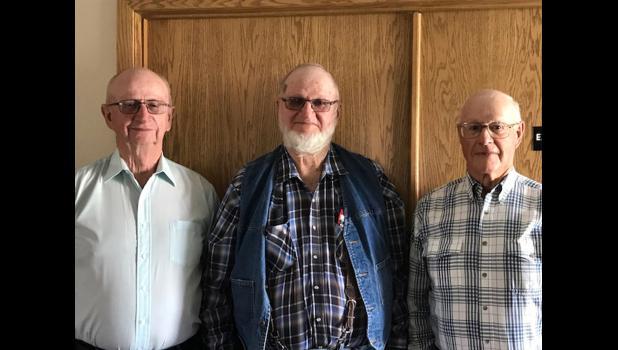 Juell, Lenard and Edward Chapman