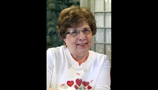 Della Valentina (Keller) Sargent, age 78