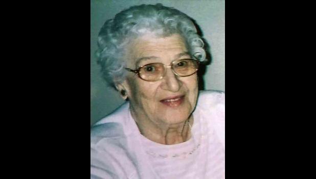 Goldie Eisenbraun, age 98