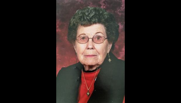 Hazel C. Thompson, age 91