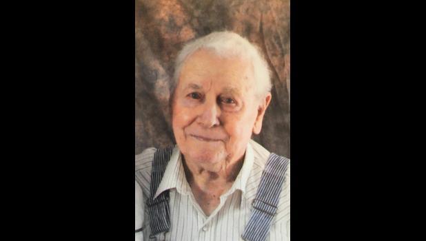 Howard E. Haugen, age 95