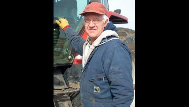 Larry Harrison, age 72