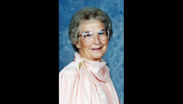 Lucille Huether, age 90