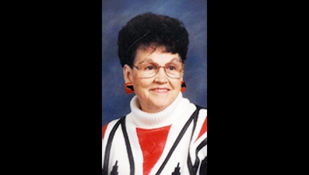 Maxine A. (Fortune) Nixon, age 92