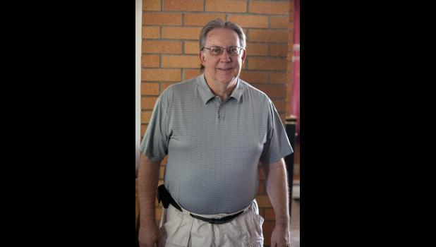 Pastor Mark Phillips