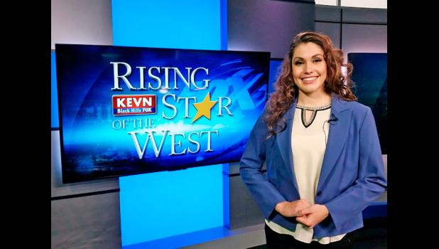 Vote for Sage Gabriel by Friday, March 2, during the KEVN Rising Star of the West scholarship contest.