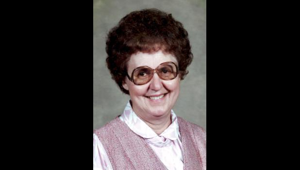 Norberta (Bertie) VanderMay, age 94
