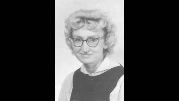 Vespersia Marie Pennington, age 92