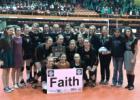 Faith Girls' Volleyball Team